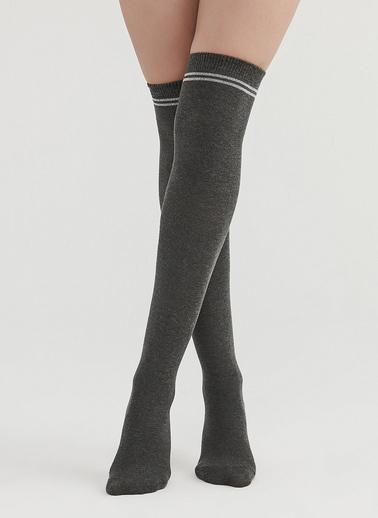 Penti Çorap Gri